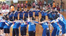一高TOPイベント校内球技大会